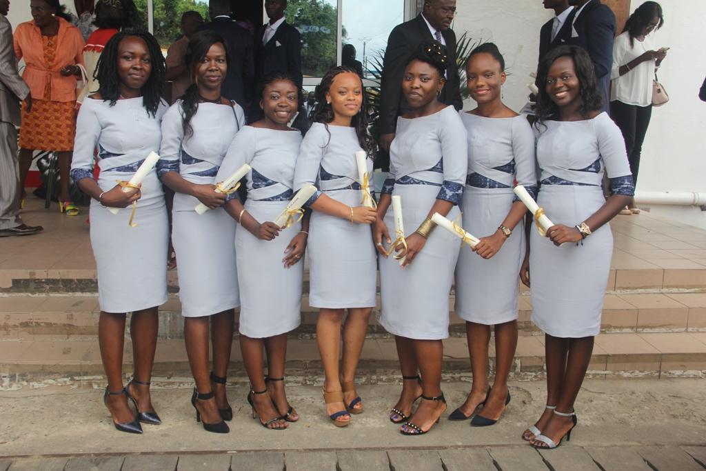 Les filles ingenieurs FA 2016